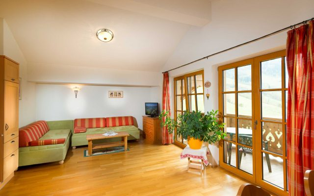 Appartement Winterurlaub in St. Johann Alpendorf