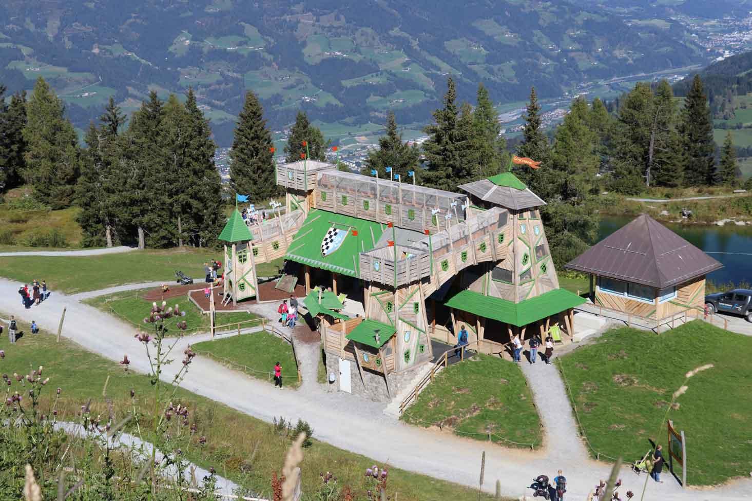 Alpendorf Geisterberg