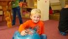 Kinder spielen Mitterbichlhof